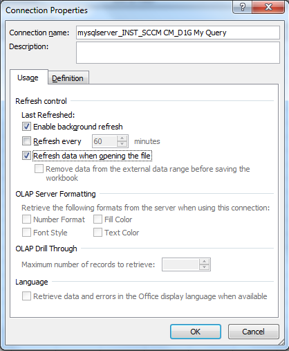 Creating Dynamic Reports for Configuration Manager with