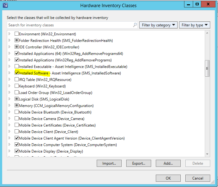 how to create query for multiple ous sccm collection