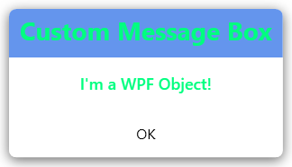 A Customisable WPF MessageBox for PowerShell – smsagent