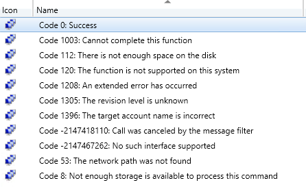 Create Collections for SCCM Client Installation Failures by Error